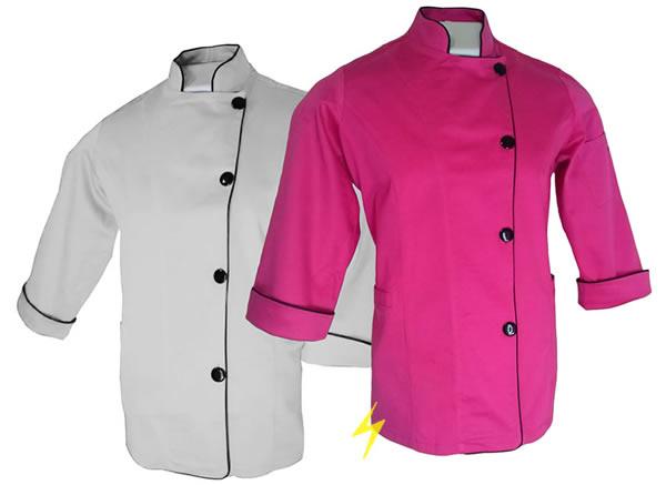 Filipinas para chef de colores uniformes de cocina for Chaquetas de cocina originales