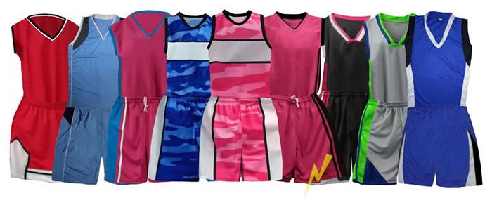 eb555724 Uniformes de basquetbol femenil, varonil, bonitos y accesibles ...